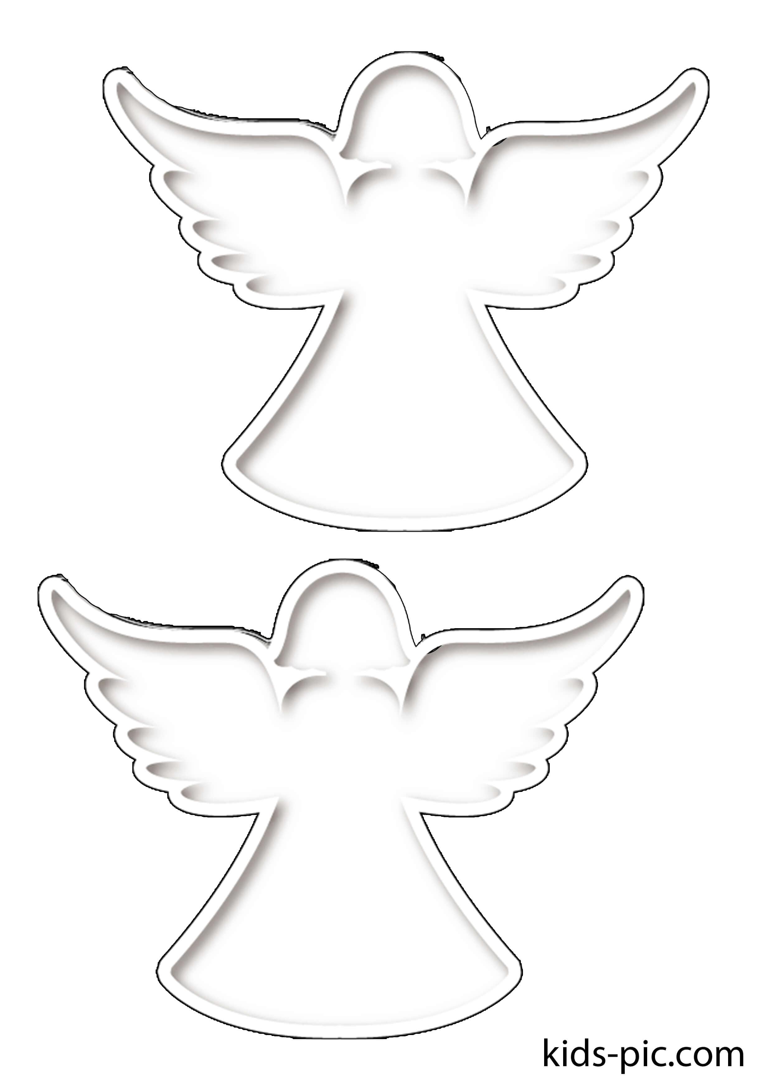 более простой контур ангел картинки сборных групп сопровождающие