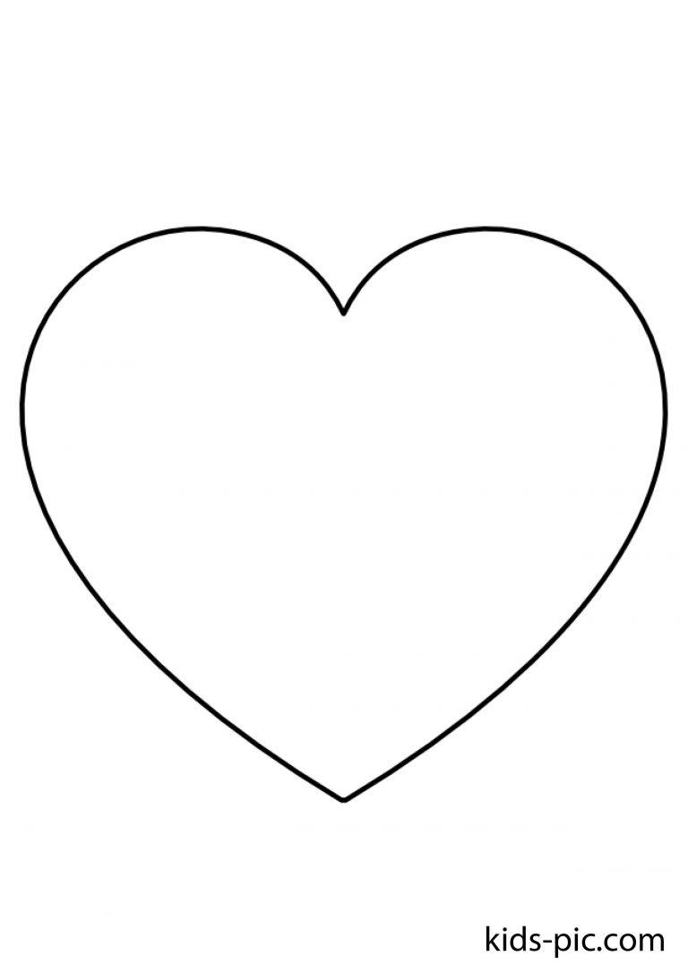 Шаблоны сердца для вырезания из бумаги распечатать формат а4, рождением