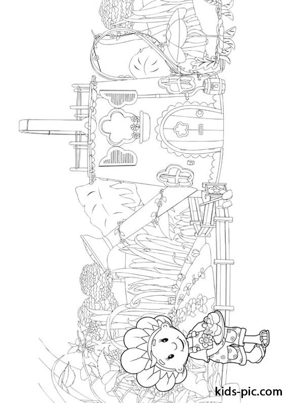 мультик фифи и цветочные малыши-8