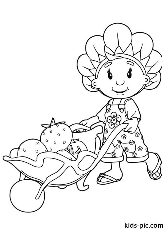 мультик фифи и цветочные малыши сбор урожая