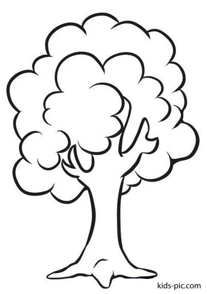 трафарет дерева для вирізання з паперу шаблони для творчості