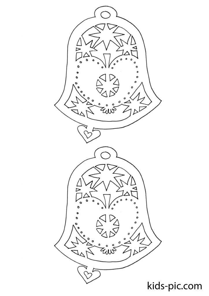 новорічні шаблони на вікна для вирізання з паперу схеми шаблони завантажити