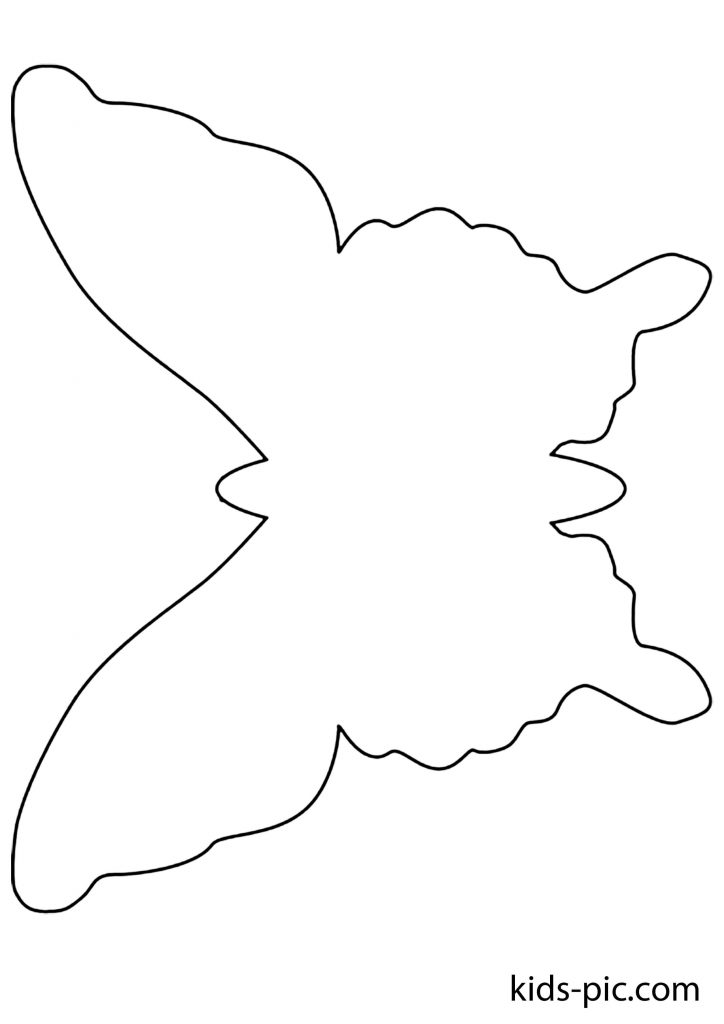 Butterfly Cut Out Pictures