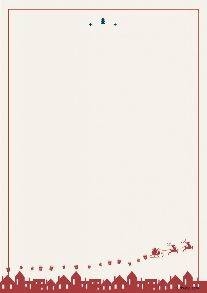 santa letter images
