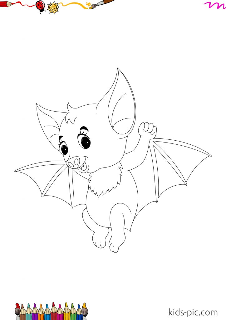 bat pictures for halloween