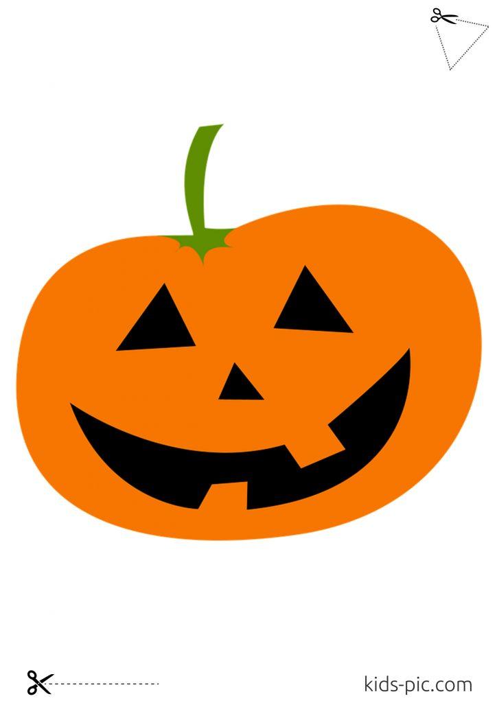 pumpkin template free printable