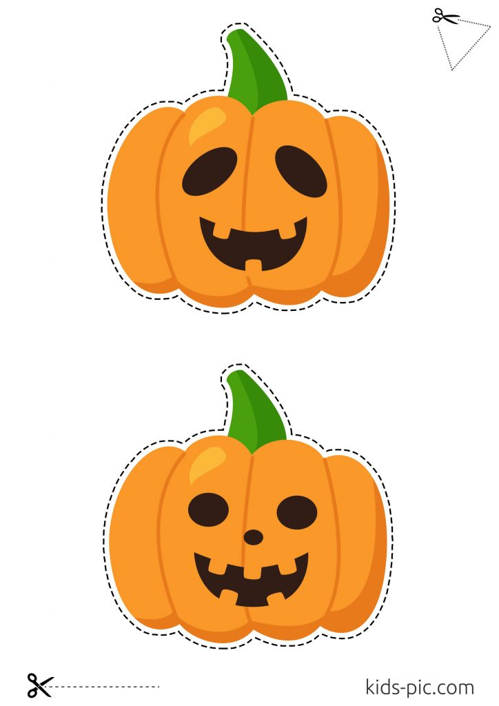 pumpkin jack o lantern faces
