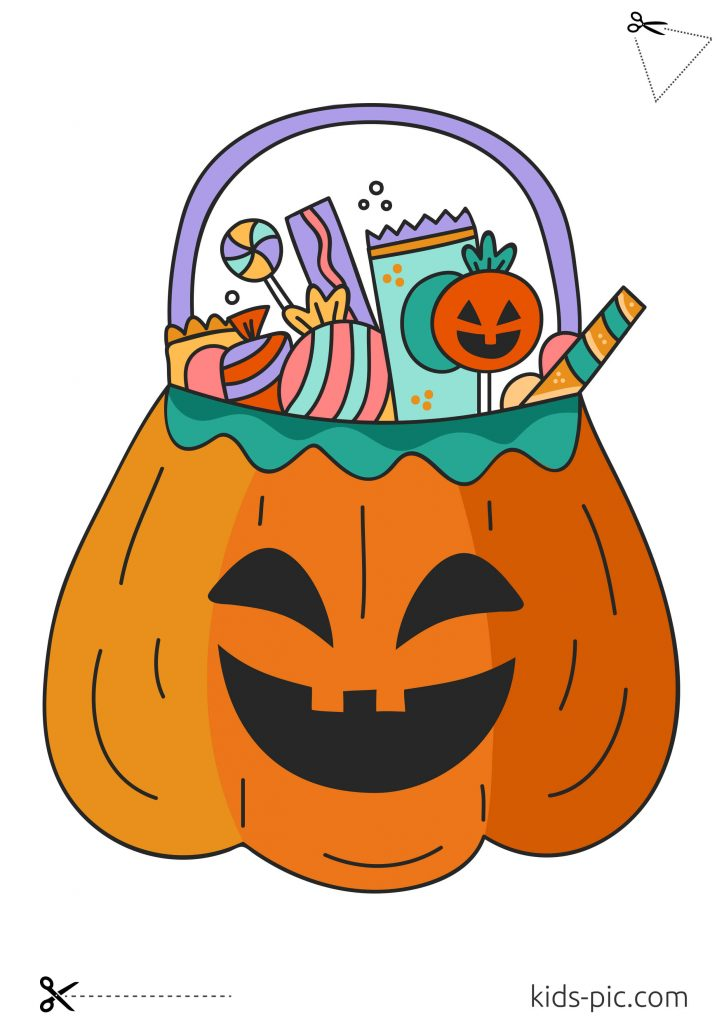 halloween pumpkin cut out templates